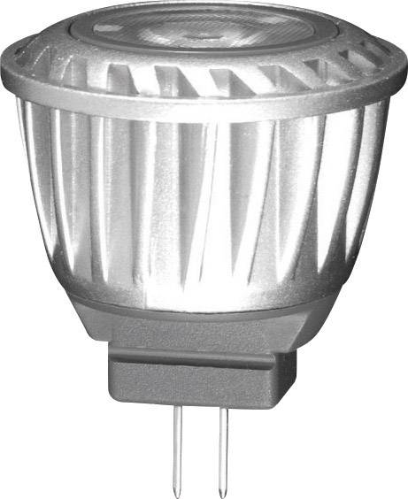 LED žárovka Müller Licht MR11, GU4, 2 W, 12 V, teplá bílá