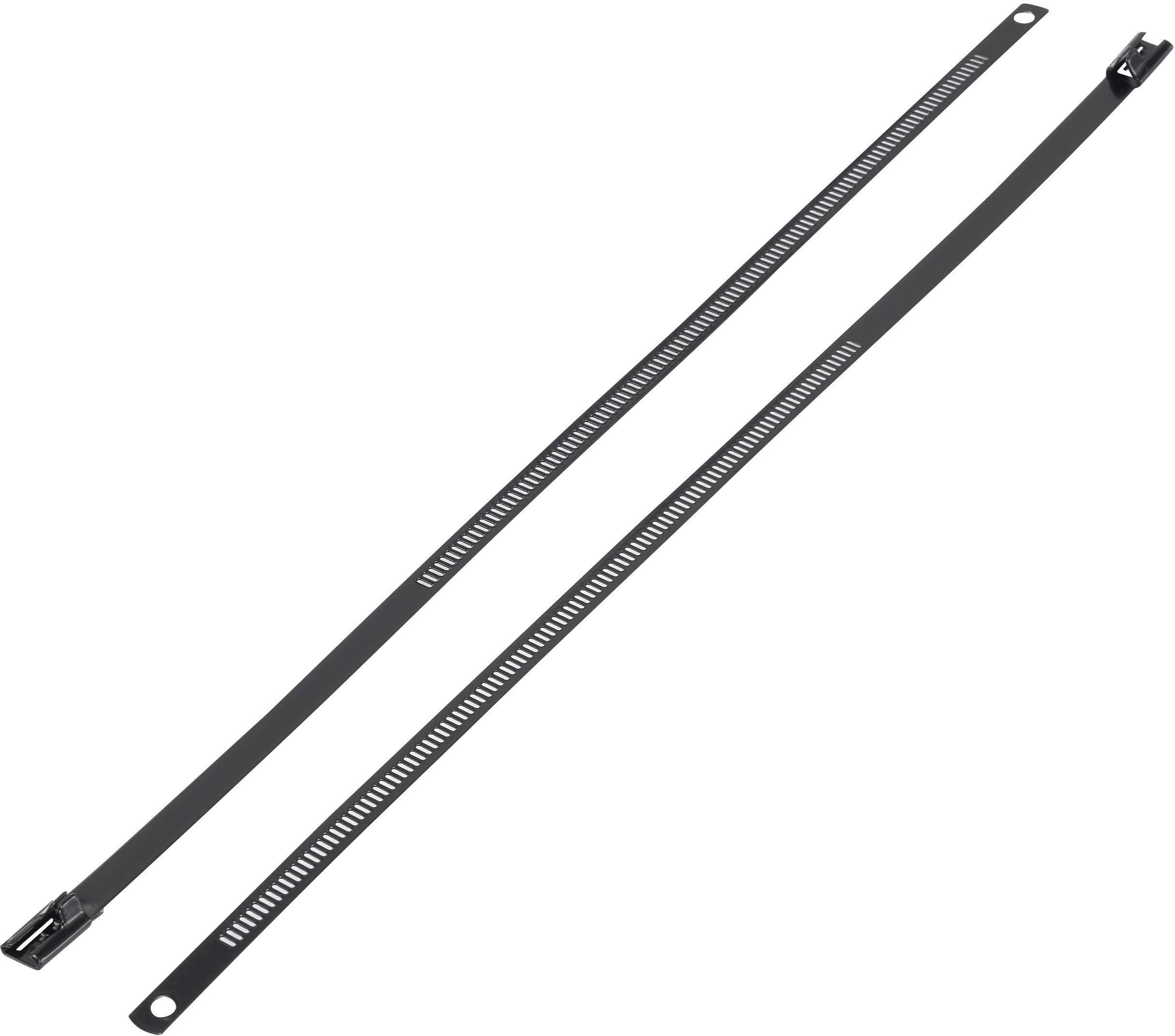 Stahovací pásek ocelový KSS, 300 mm x 7 mm ASTN-300