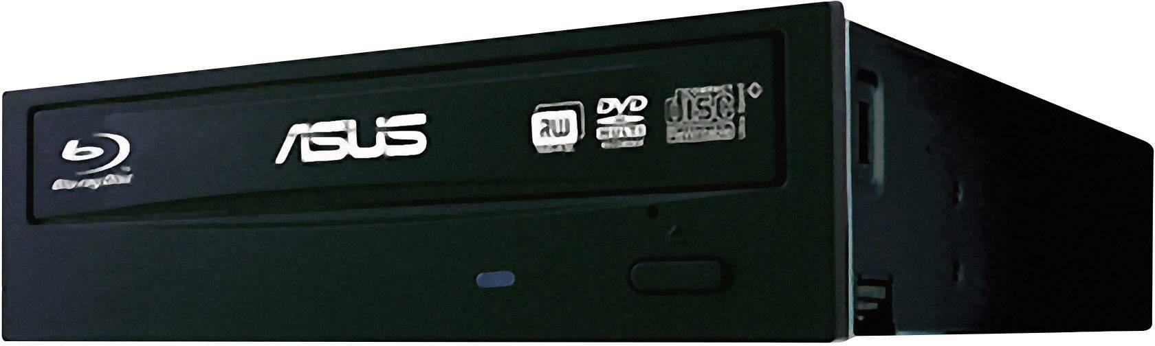 Interní Blu-ray vypalovačka Asus BW-16D1HT Retail SATA černá