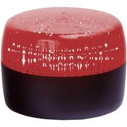 LED signální osvětlení Auer Signalgeräte PCH 861502405, červená, trvalé světlo, blikající světlo, 24 V/DC, 24 V/AC