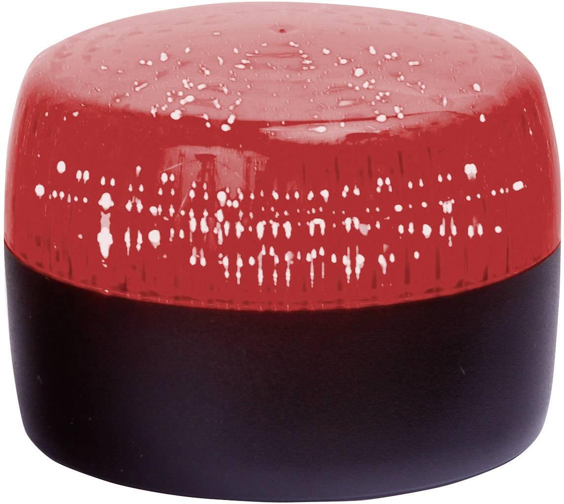LED signalizačné osvetlenie Auer Signalgeräte PCH 861502313, červená, trvalé svetlo, blikajúce, 230 V/AC