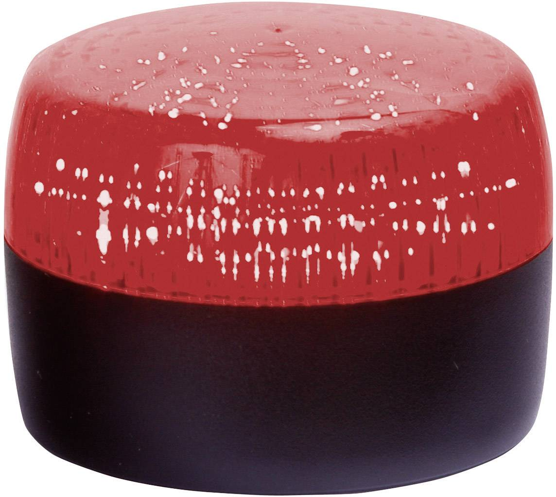 LED signalizačné osvetlenie Auer Signalgeräte PCH 861502405, červená, trvalé svetlo, blikajúce, 24 V/DC, 24 V/AC