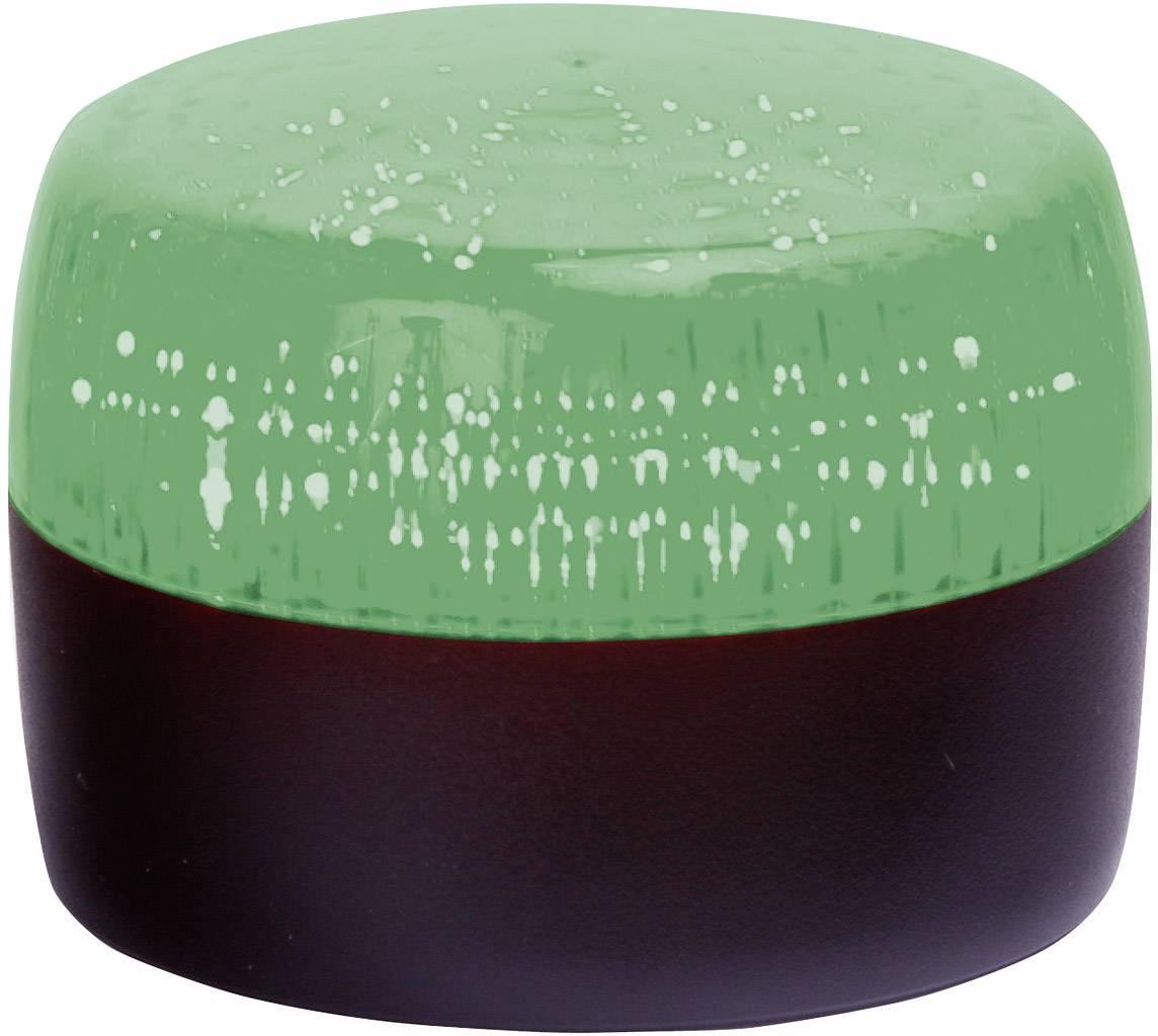 LED signalizačné osvetlenie Auer Signalgeräte PCH 861506405, zelená, trvalé svetlo, blikajúce, 24 V/DC, 24 V/AC