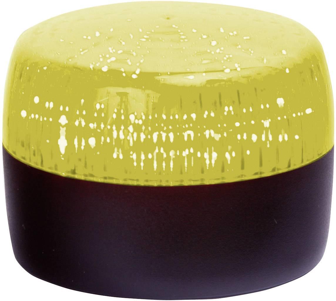 LED signalizačné osvetlenie Auer Signalgeräte PCH 861507405, žltá, trvalé svetlo, blikajúce, 24 V/DC, 24 V/AC