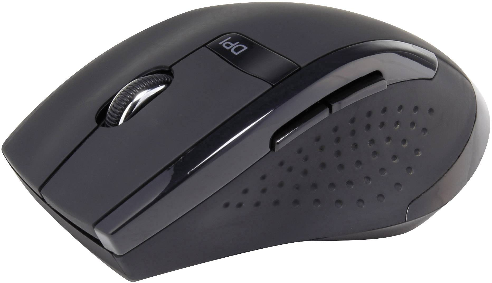 Bezdrátová optická myš Renkforce BX6600
