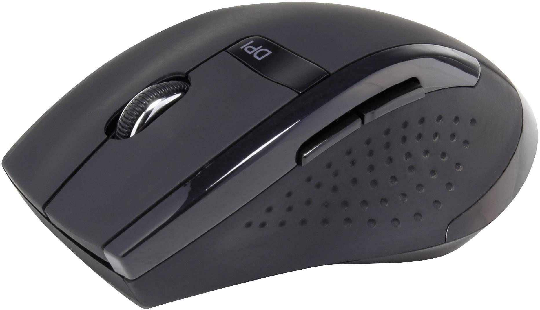Bezdrôtová optická myš Renkforce BX6600