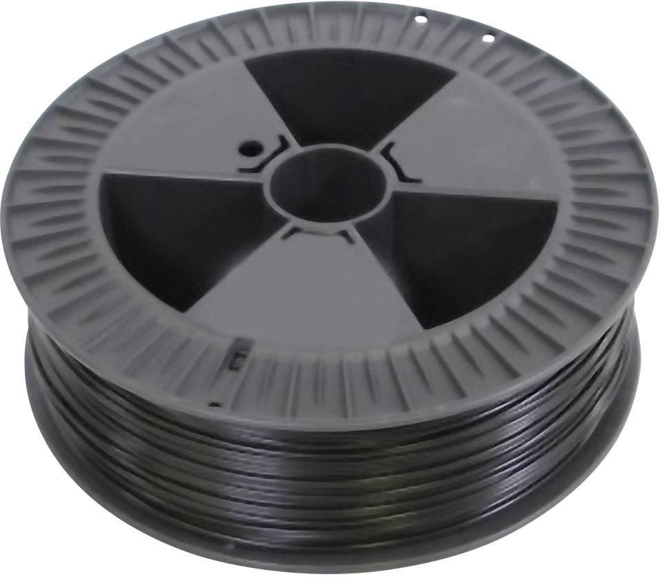 Vlákno pro 3D tiskárny German RepRap 100313, polypropylen, 3 mm, 600 g, černá
