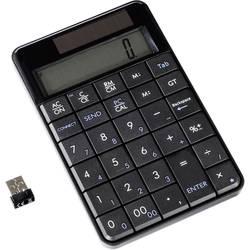 Číselná klávesnice Ultron UN-1 displej černá