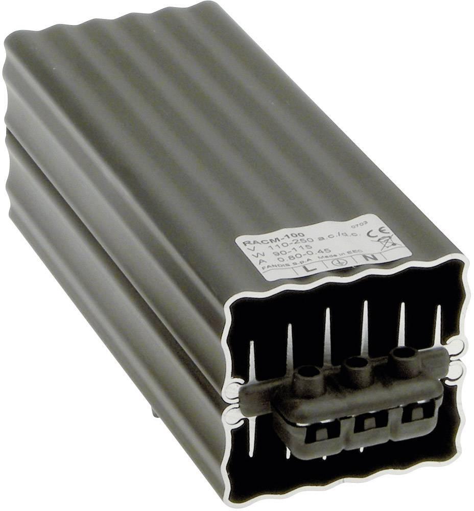 Topení do rozváděčů Fandis RACM-150, IP20, (D x Š x V) 242 x 61 x 64 mm