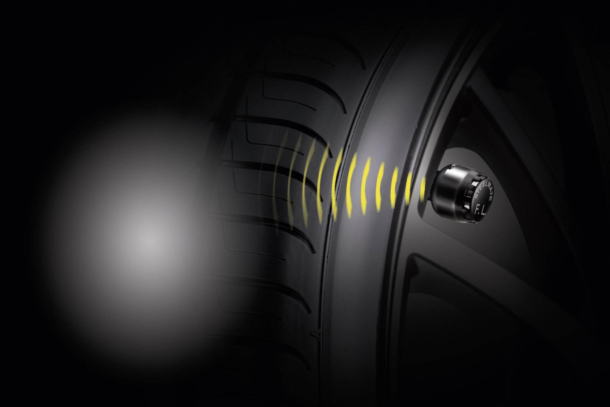 Systém pro kontrolu pneumatik