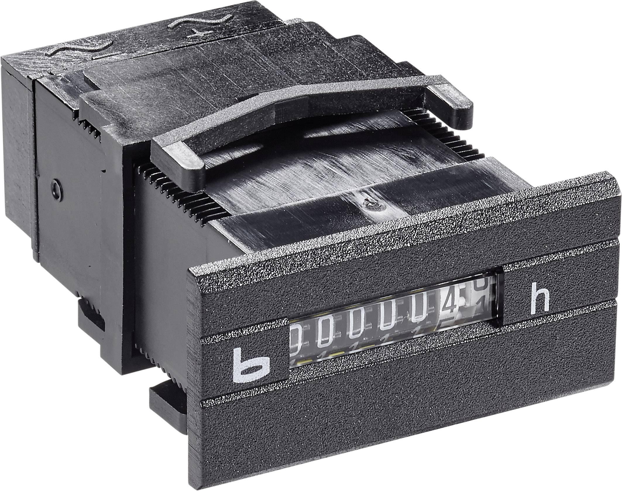 Počítadlo prevádzkových hodín Bauser 262.2, 12 - 24 V/DC