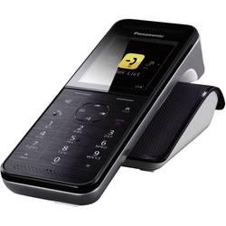 DECT mobilní část Panasonic KX-PRWA10 černá, nerezová ocel