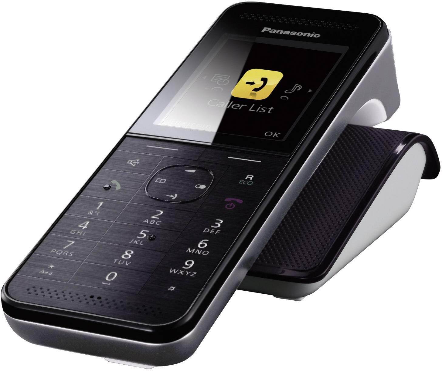 Panasonic KX-PRWA10, čierna, nerezová oceľ