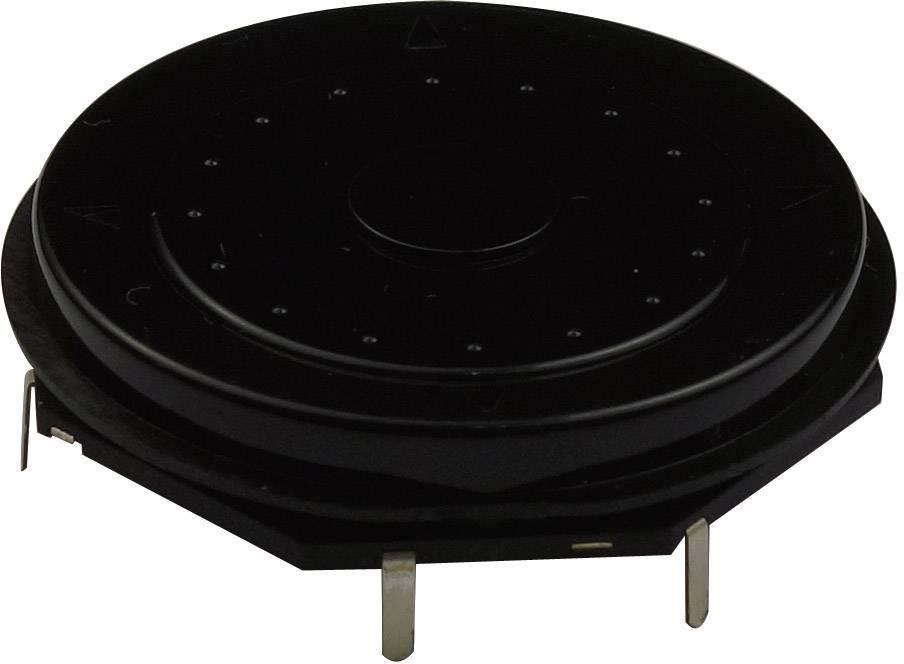 Enkodér do DPS Zippy ANQ-I1B-01B-S-Z, 360 °, 10 V, 0,1 A, do DPS, 1x vyp/(zap)
