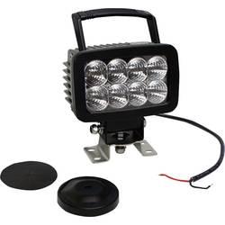Pracovní světlomet LAS 12 V, 24 V, (š x v x h) 145 x 155 x 80 mm, 3984 lm