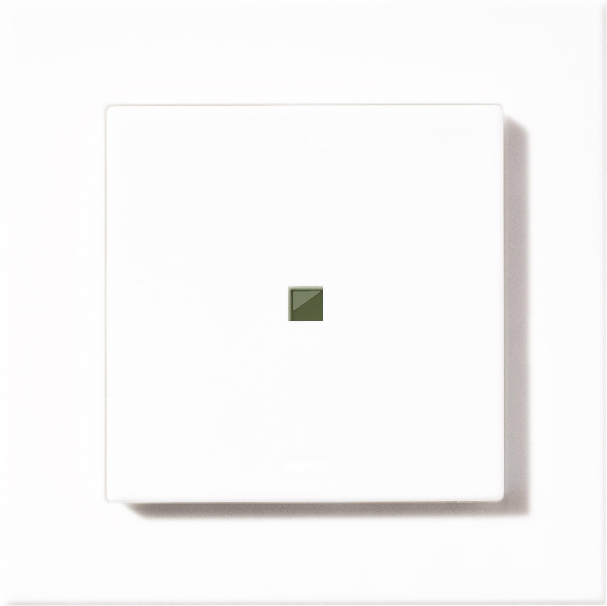 Bezdrôtový vypínač na omietku HomeMatic HM-PB-2-WM55-2 131774 2-kanálový, max. dosah 100 m