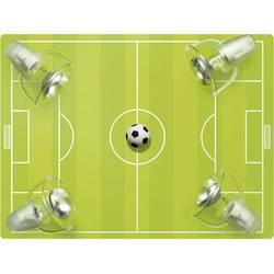 174476898 Stropná lampa futbalové ihrisko Waldi Leuchten Nogometno igralište 27404,  E14, 36 W, úsporná