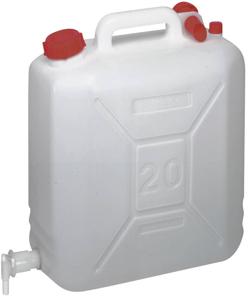 Kanister na vodu s kohútikom LaPlaya 869500, 20 l