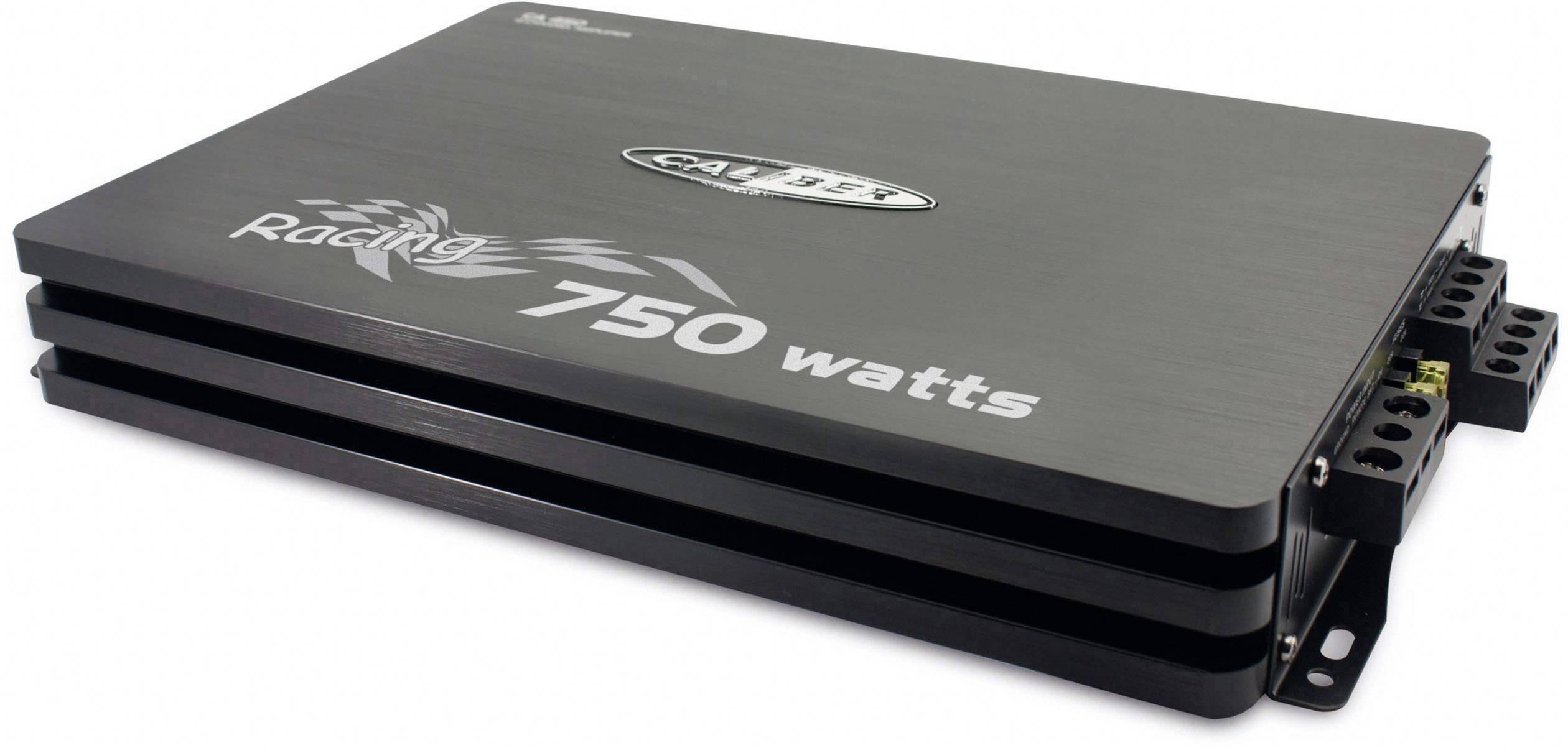4-kanálový koncový zosilovač Caliber Audio Technology CA 450 CA-450, 600 W