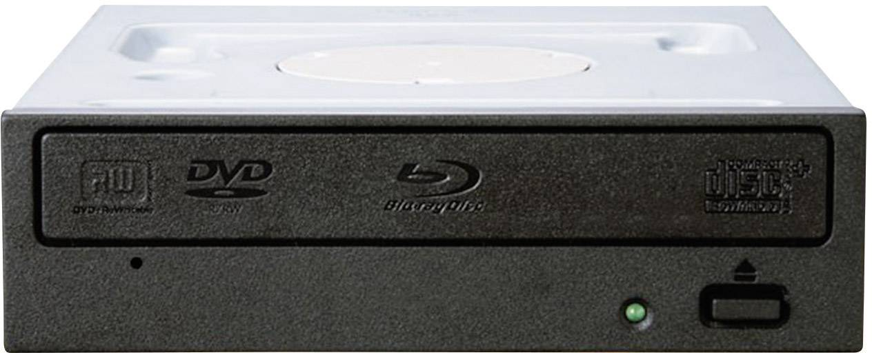 Interní Blu-ray vypalovačka Pioneer BDR-209EBK Retail SATA černá