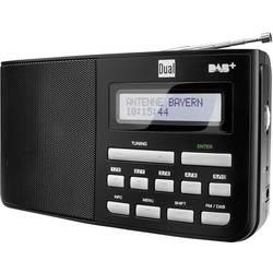 DAB+ rádio Dual DAB 5.1, FM, černá