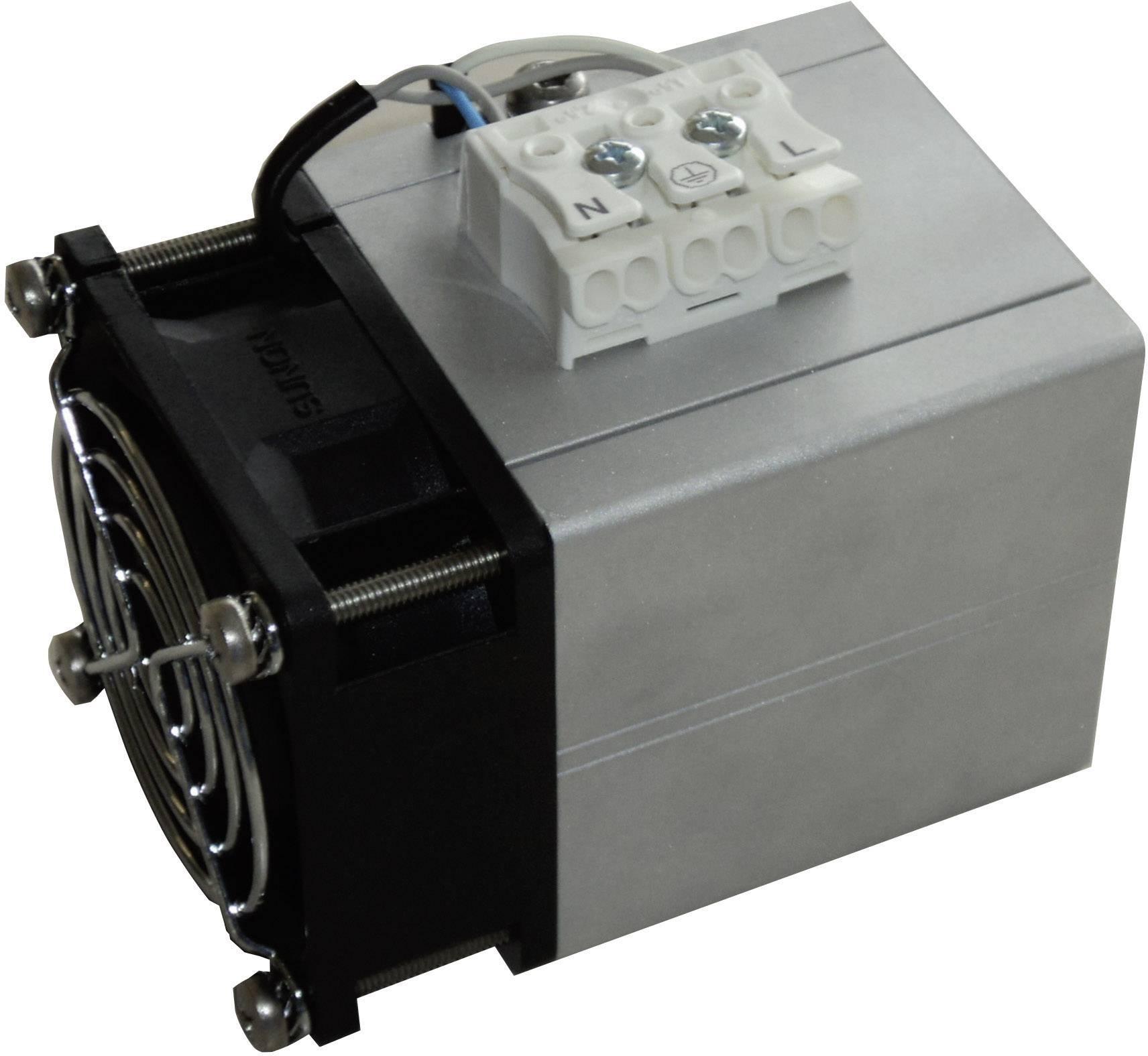 Vytápění s ventilátorem Rose LM Mixi (04325022A22), do rozvodných skříní, 250 W
