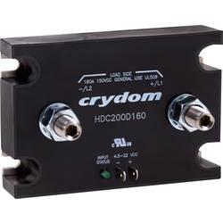 Stejnosměrný stykač Crydom HDC60D160 HDC60D160, 160 A, 1 ks