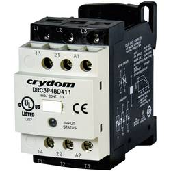 Motorový stýkač Crydom DRC3P48D400R DRC3P48D400R, 24 V/DC, 24 V/AC, 4.8 A, 1 ks