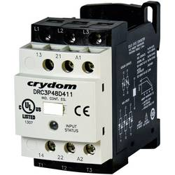 Motorový stykač Crydom DRC3P48D400R DRC3P48D400R, 24 V/DC, 24 V/AC, 4.8 A, 1 ks