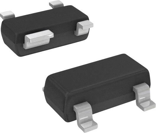 PNP proudové zrcadlo speciální tranzistor Nexperia BCV62C,215, TO-253-4 , Kanálů 2, -30 V