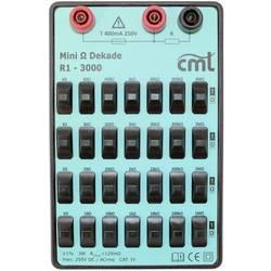 Cosinus R1-3000 Mess-Dekade, 1 Ω - 11.11111 MΩ 250 V
