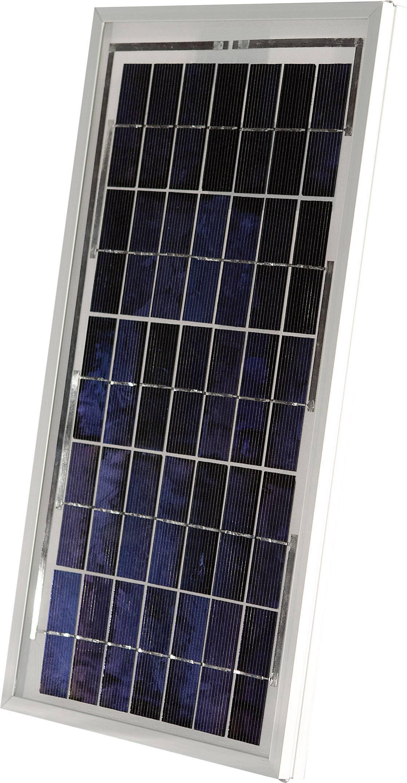 Monokryštalický solárny panel Sunset SM 10, 560 mA, 10 Wp, 12 V