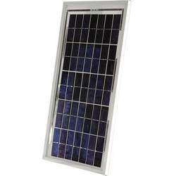 Monokryštalický solárny panel Sunset SM 10, 580 mA, 10 Wp, 12 V