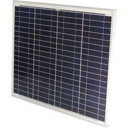 Monokryštalický solárny panel Sunset SM 45, 2550 mA, 45 Wp, 12 V