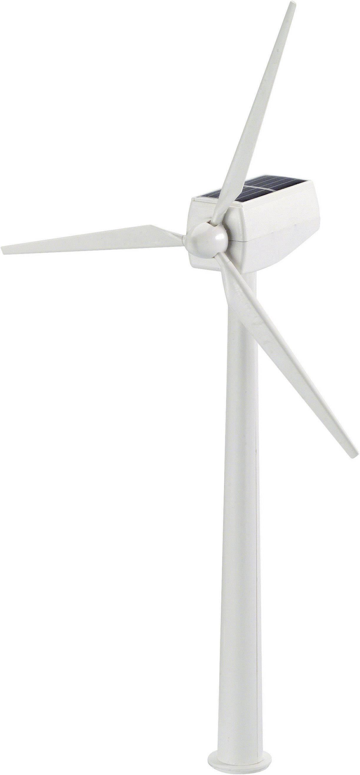 Stavebnice solární a větrné elektrárny H0