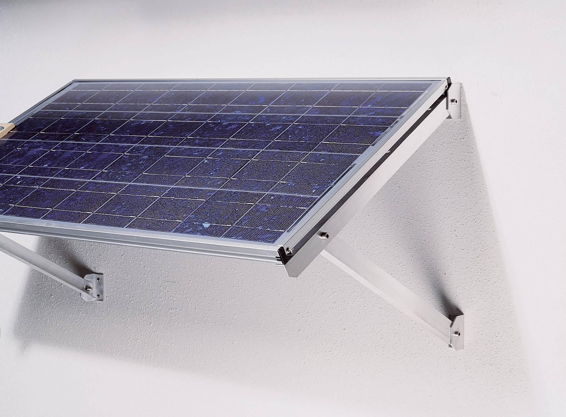 Držák solárních panelů Sunline
