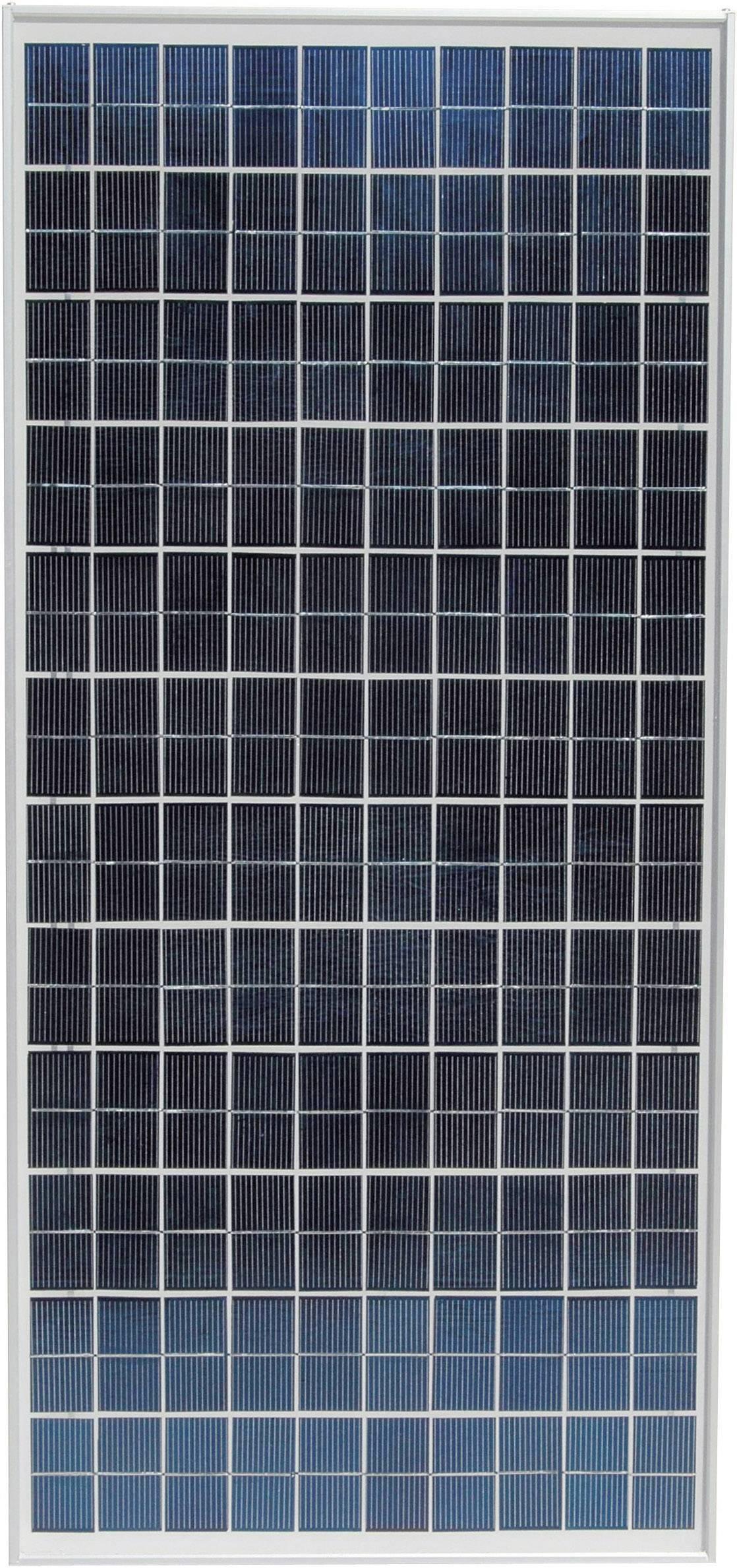 Polykryštalický solárny panel Sunset PX 55, 3200 mA, 55 Wp, 12 V
