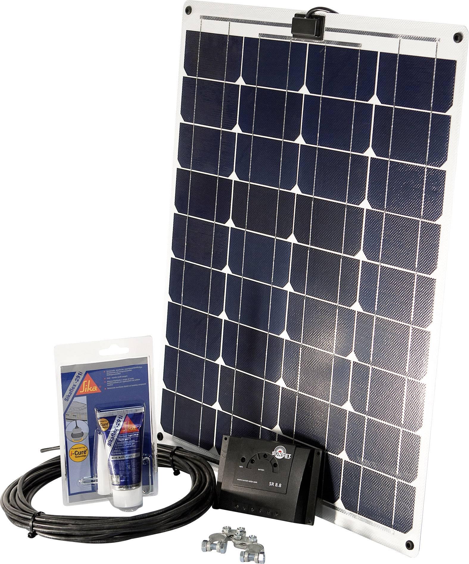 Solární sada pro lodě a jachty Sunset 110263 , 45 W