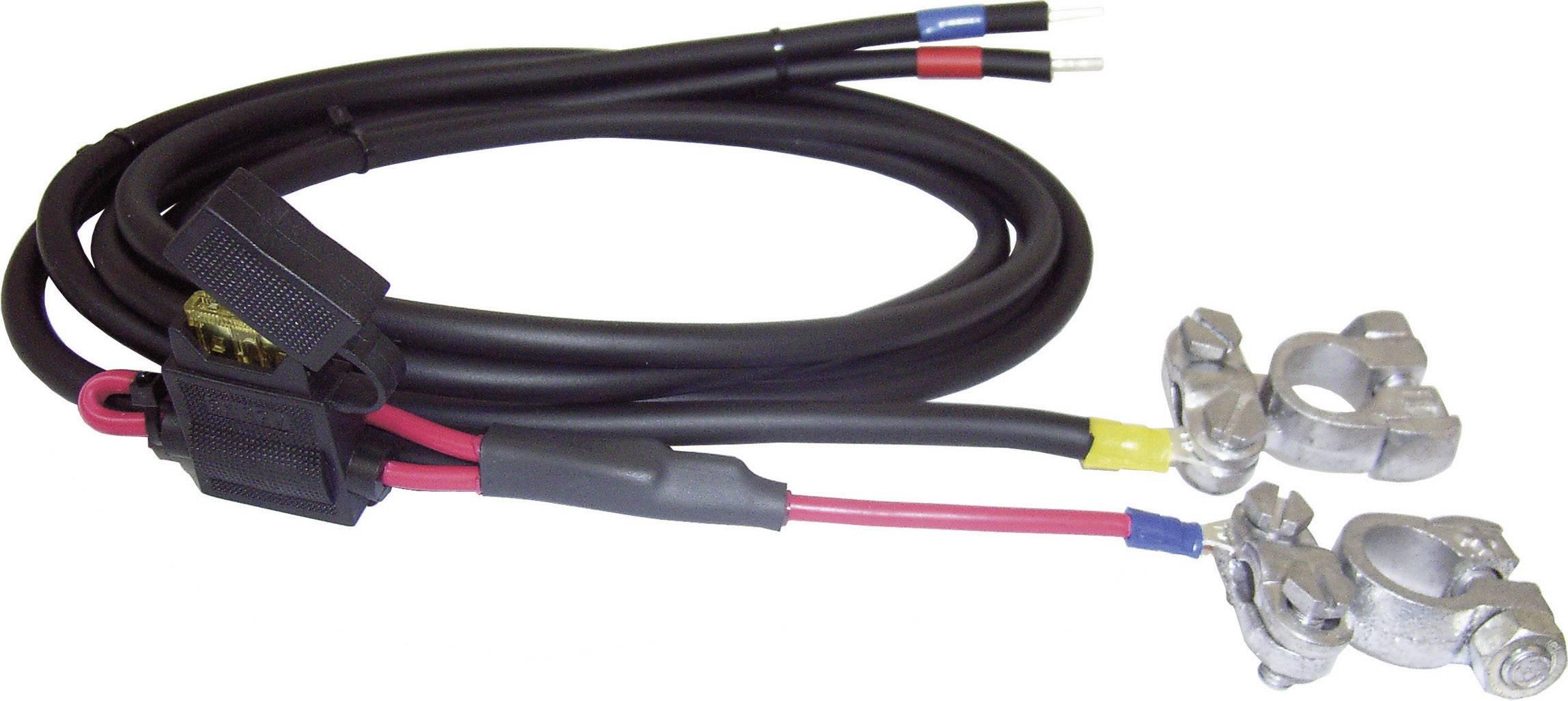 Prepojovací kábel pre regulátor a akumulátor 25 A