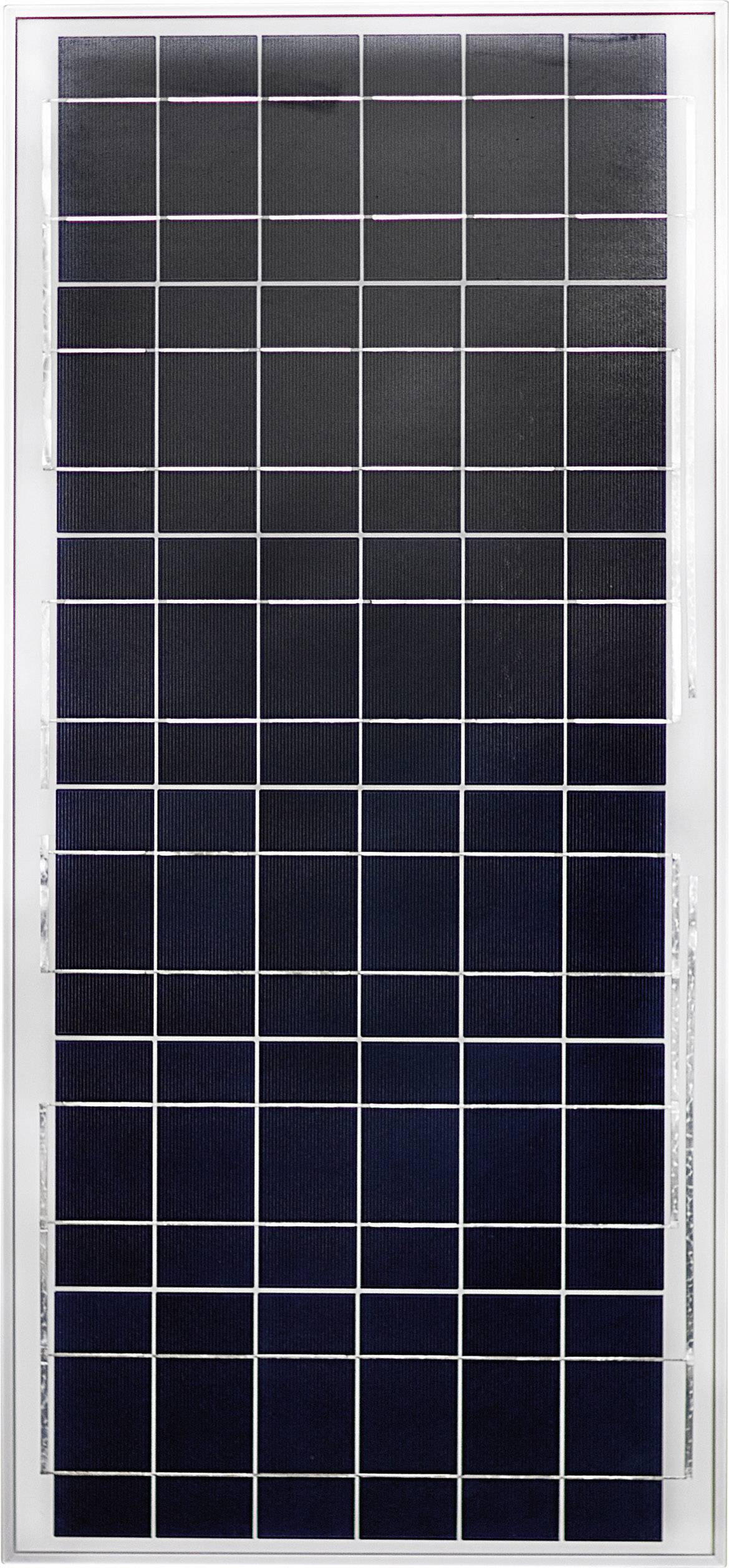 Monokryštalický solárny panel Sunset AS 60, 3350 mA, 60 Wp, 12 V