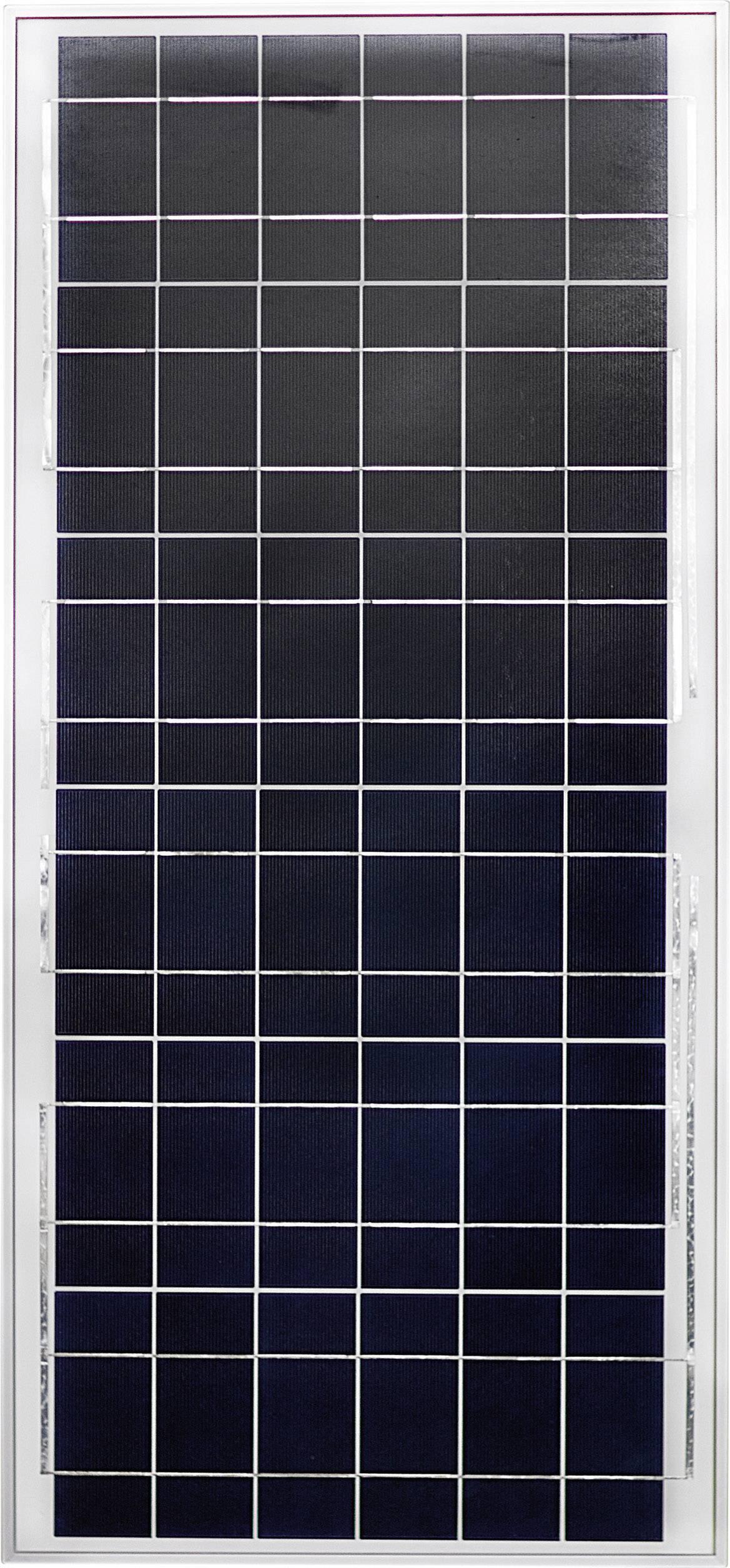 Monokrystalický solární panel Sunset AS 60, 3350 mA, 60 Wp, 12 V