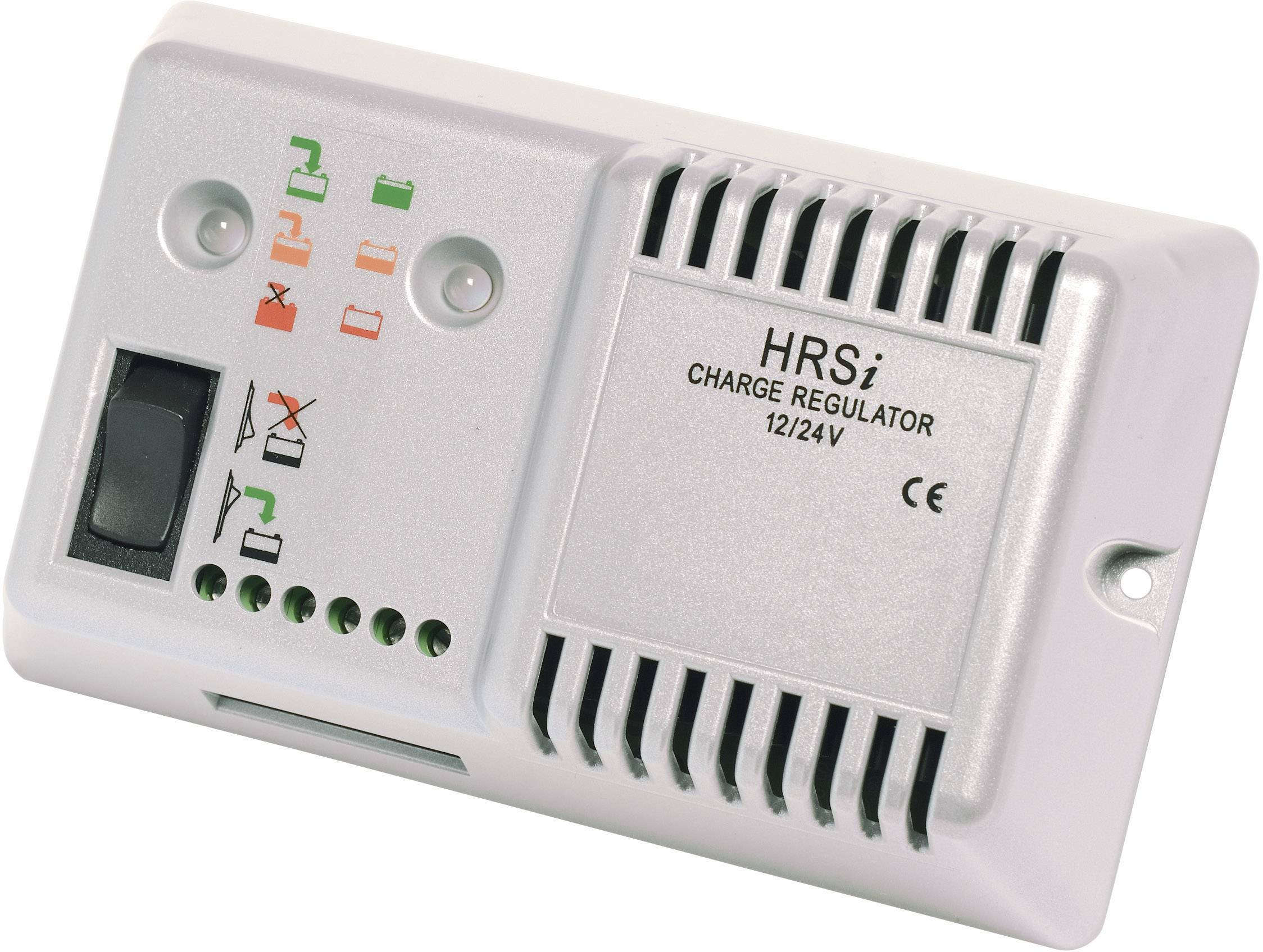 Solární regulátor nabíjení HRSi, 12/24 V, 13,33 A