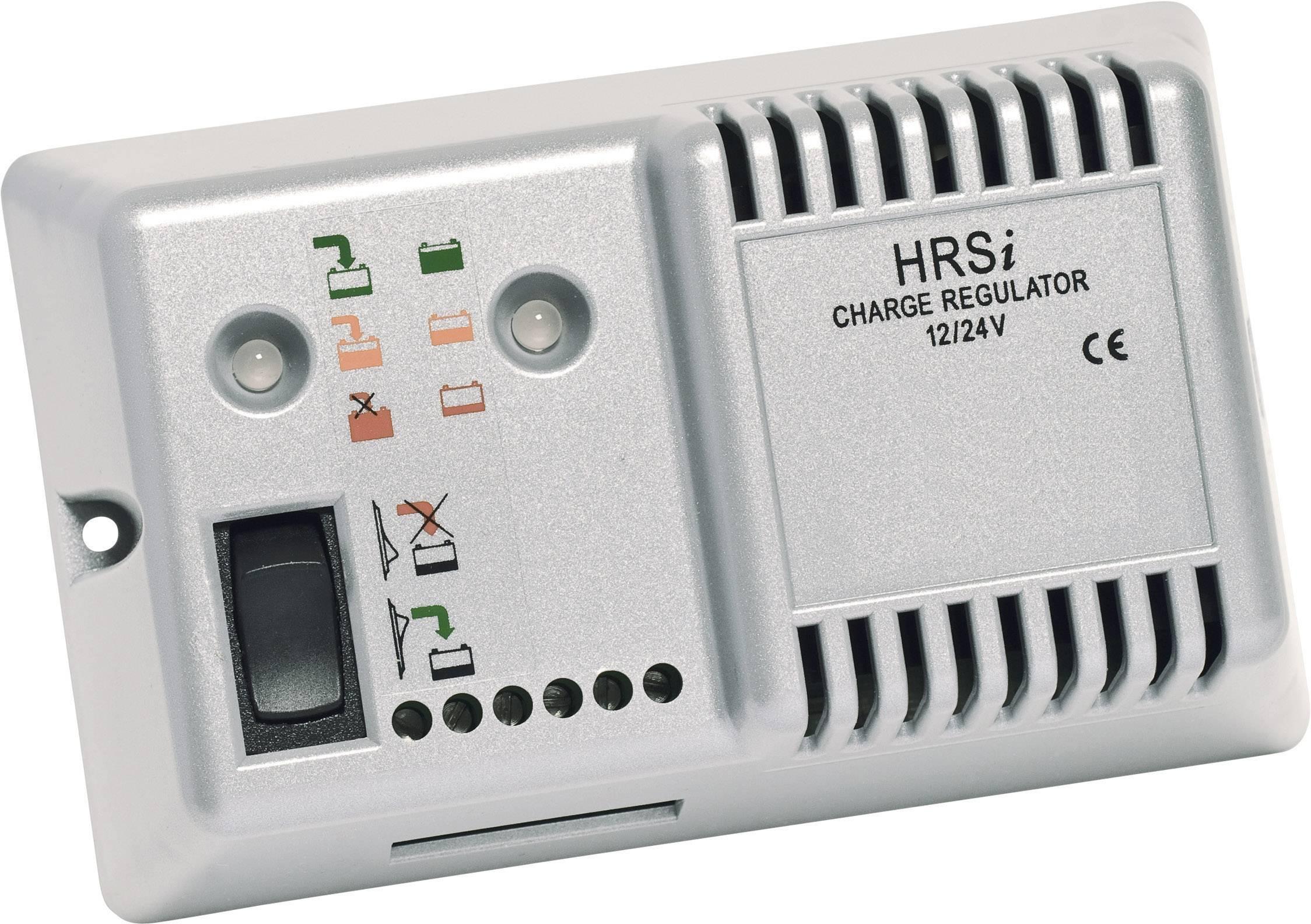 Solárny regulátor nabíjania Sunset HRSi Charge Regulator Marlec, 10 A, 12 V, 24 V