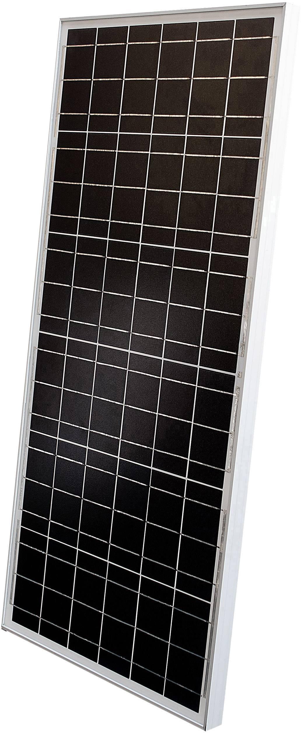 Polykryštalický solárny panel Sunset PX 65 S, 3950 mA, 65 Wp, 12 V
