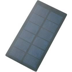 Polykryštalický solárny panel 250 mA, 0.75 Wp, 3 V