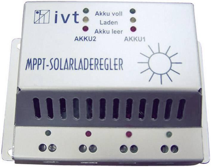 Solárny regulátor nabíjania IVT MPPT-Controller 18316, 3 A, 12 V, 24 V