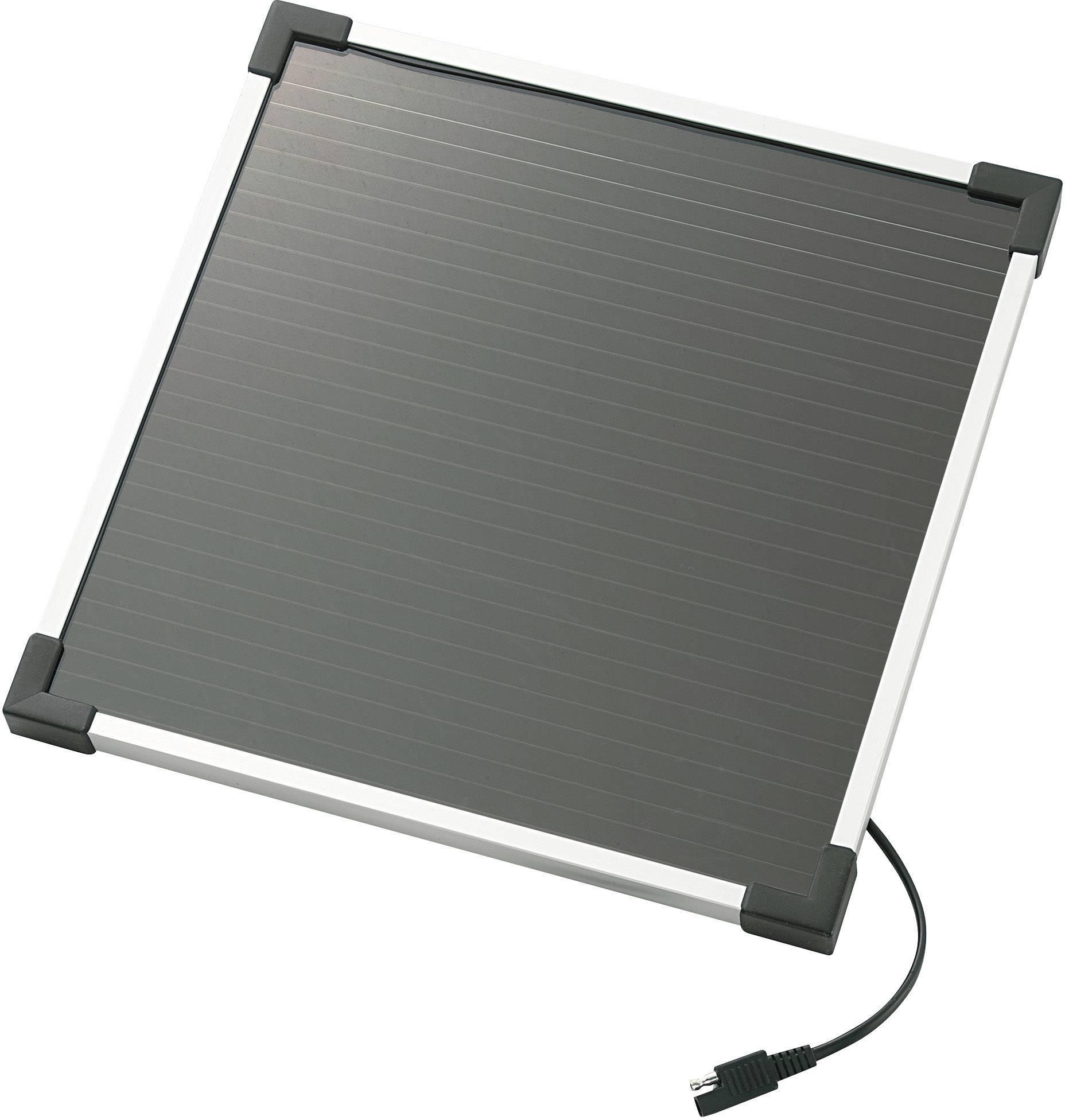 Amorfný solárny panel Amorphes, 230 mA, 4 Wp, 12 V