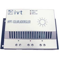 Solárny regulátor nabíjania IVT MPPT-Controller 18317, 10 A, 12 V, 24 V