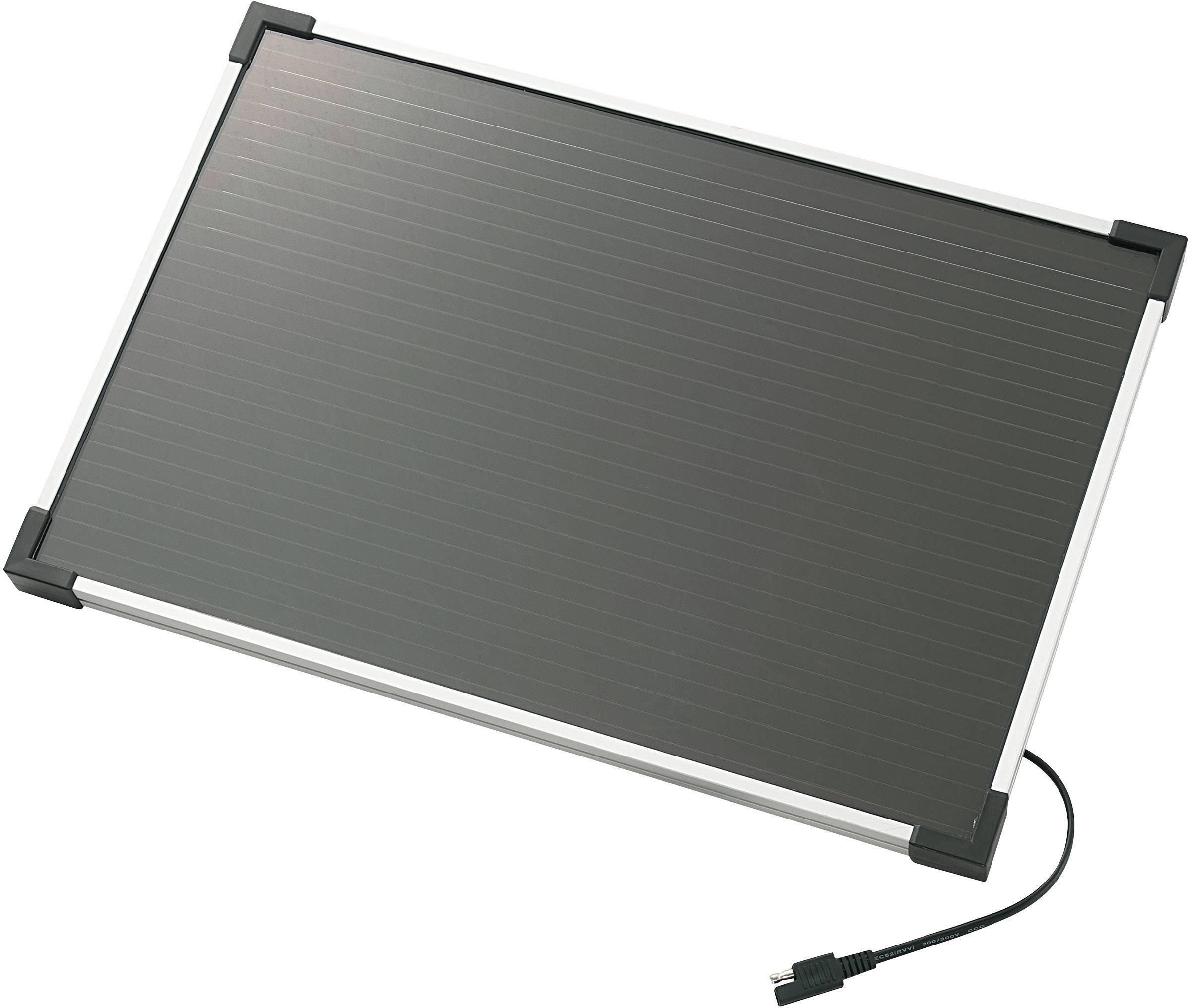 Amorfný solárny panel Amorphes, 340 mA, 6 Wp, 12 V