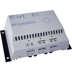 Solárny regulátor nabíjania IVT MPPT-Controller 18319, 30 A, 12 V, 24 V